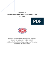 AAD Lab Manual