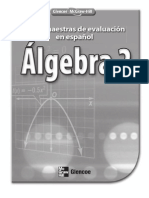 Algebra 2 Assessment