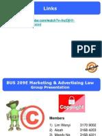 BUS209 Presentation