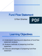 Fund flow statement