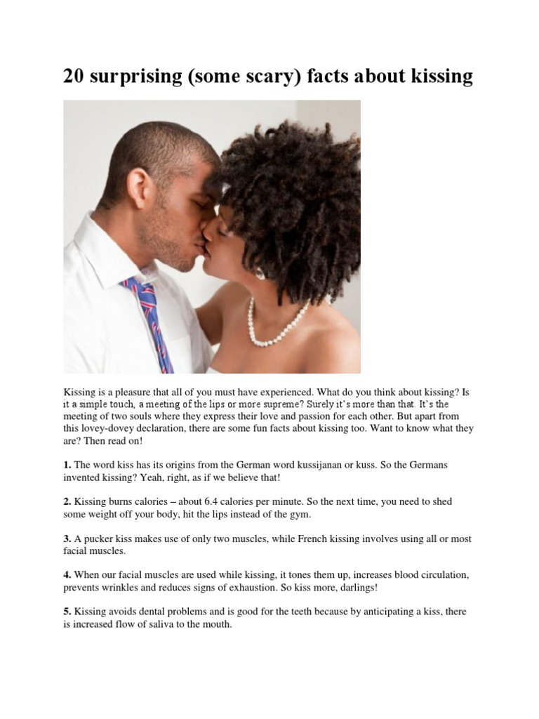 The who on lips kissing invented Kissing Christians: