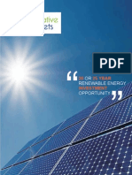 Alternative Markets - solar brochure