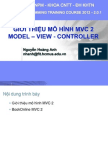 Mô hình MVC 2 (Model-View-Controller)