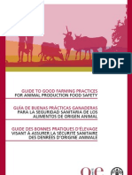 Guia Buenas Practicas para seguridad sanitaria de alimentos de origen animal FAO