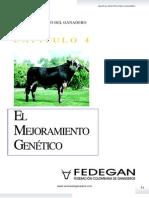 Cap 4 El Mejoramiento Genetico Manual Practico Del Ganadero