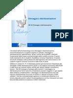 drenaggio e disintossicazione omotossicologia