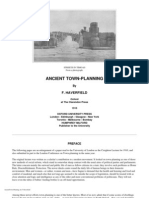 ancient town planning