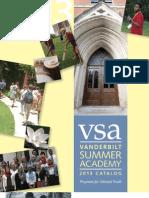 PTY Summer Academy Catalog (2013)Final