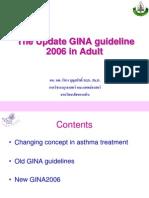 Update GINA 2006