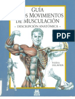 Guia de los movimientos de musculacion