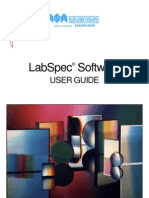 Labspec Software