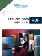 Labspec Software