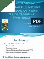 Penyakit Trofoblas Gestasional II