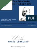 Long Term Market Structure 2013