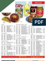 Bulk Foods - Queen City Wholesale