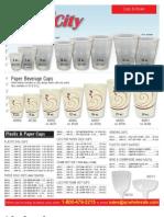 Cups & Bowls - Queen City Wholesale