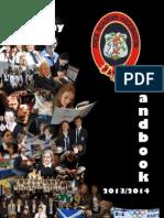 School Handbook 2013-2014