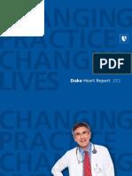 Duke Heart Report 2012