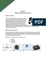 The Engineering Behind a Varistor