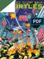 Teenage Mutant Ninja Turtles #18 Preview