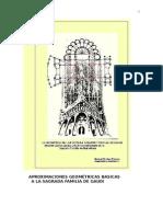 Las Formas Edificatorias de La Arquitectura de Antonio Gaudí en La Sagrada Familia