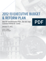Gov. Andrew Cuomo's 2013-14 budget briefing book