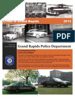 Crime in Grand Rapids 2012