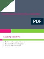 Understanding Retail Consumers