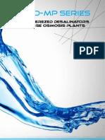 Containerezed  desalinators  RO Plants