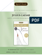 Signet Julius Caesar notes