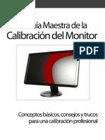 Laguia Maestra CaliBracion Monitor