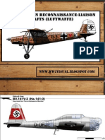 German Reconnaissance-Liaison Aircrafts (Luftwaffe)