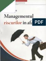 Managementul riscurilor in afaceri