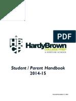 HBCP Student Handbook