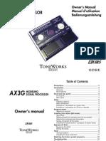 Toneworks Manual