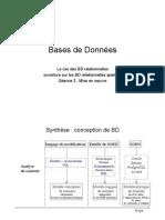 Base de Donnees