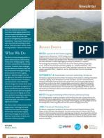 FLA Newsletter Issue 1