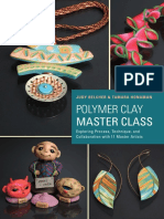 Tesselated Canes from Polymer Clay Master Class