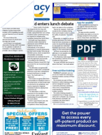Pharmacy Daily for Wed 23 Jan 2013 - Guild enters debate, Lucrin is back, Nutrition training, Health and Beauty and much more...