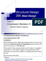 Steel compression lecture
