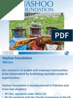 Empowering Women through Sustainable Honey Enterprises - Updated Summary Plan Bee 2007-2012