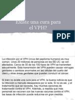 Existe Una Cura Para El VPH
