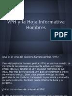 VPH y La Hoja Informativa Hombres