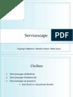Servicescape Marketing