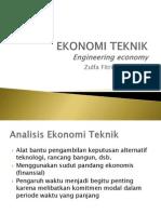 ekonomi teknik