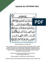 [PENTING] Allah Menjawab Al-Fatihah Kita