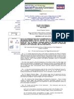 ra 6727 - wage rationalization act