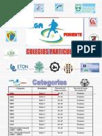 Reglamento Torneo de Liga 2013
