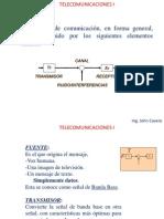Conceptos de telecomunicaciones I
