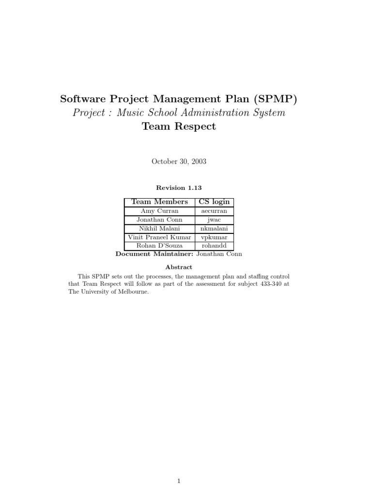 abstract for school management system project
